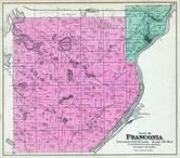 Franconia Township, Chisago County 1888